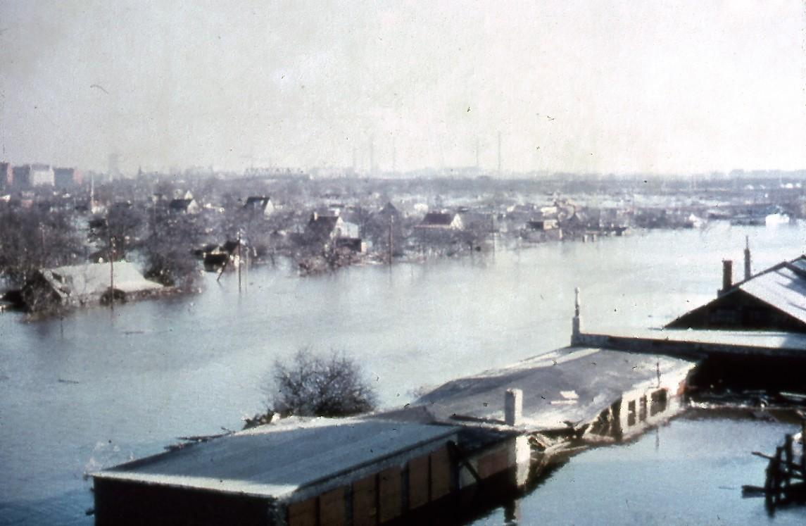 Hamburg Flut 1962