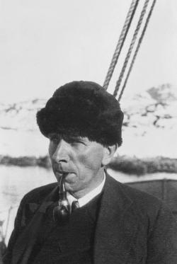 Portrait of Alfred Wegener (1880–1930)
