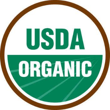 Logo of the USDA Organic program