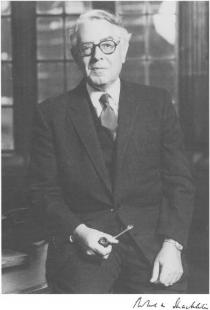 Photo of Lord Shackleton