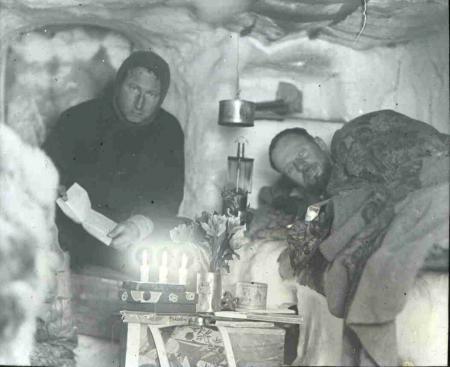 Johannes Georgi and Fritz Loewe