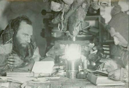 Ernst Sorge and Johannes Georgi, around 1930