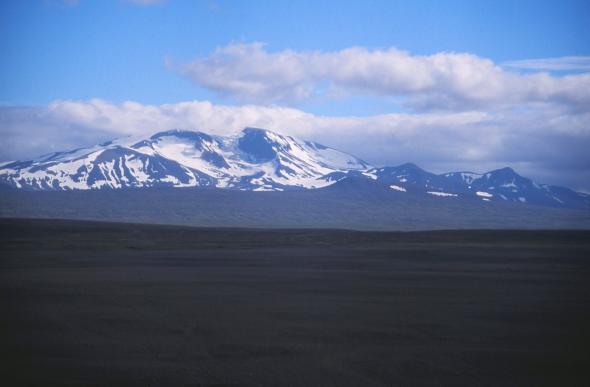 Snæfell mountain