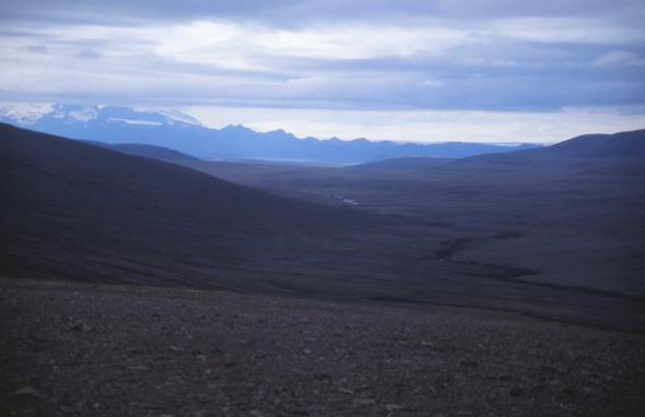 Oræfi highland