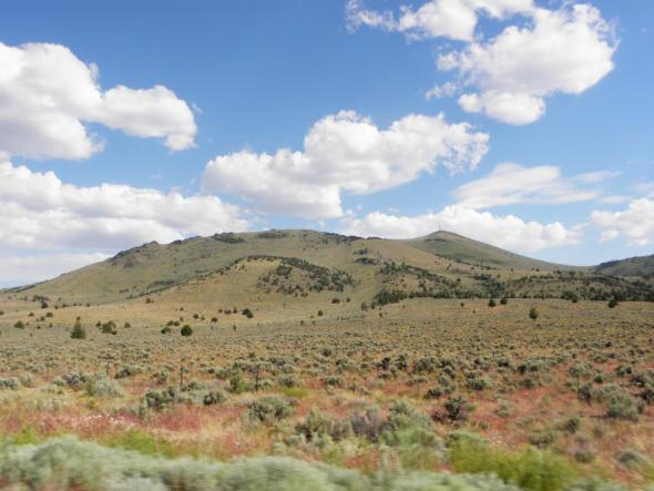 Landscape of Eastern Oregon