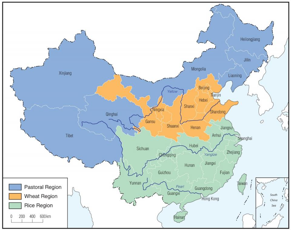 climate map of china Conquest Of Beijing Hidden Contributions Of Climate Change To The climate map of china