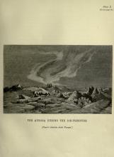Aurora during the ice pressure (1879)