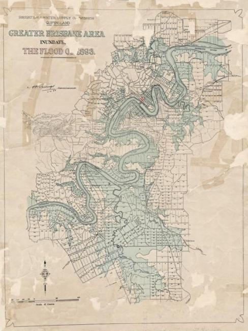 A Legacy of Brisbane's Benchmark Floods of 1893: Creating