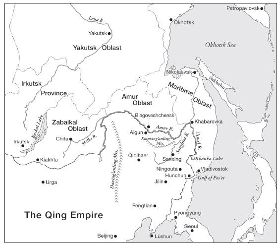 The Russian Settlements