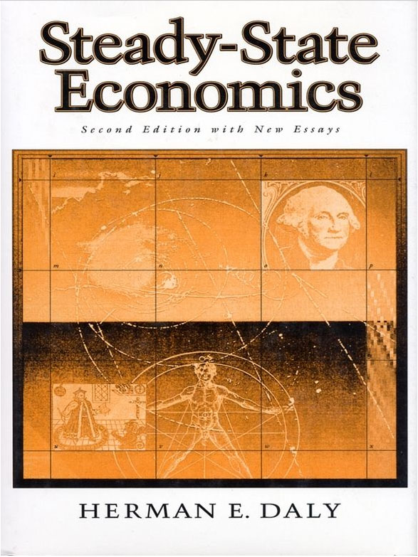 steady state economics subsequent version having new essays at clint